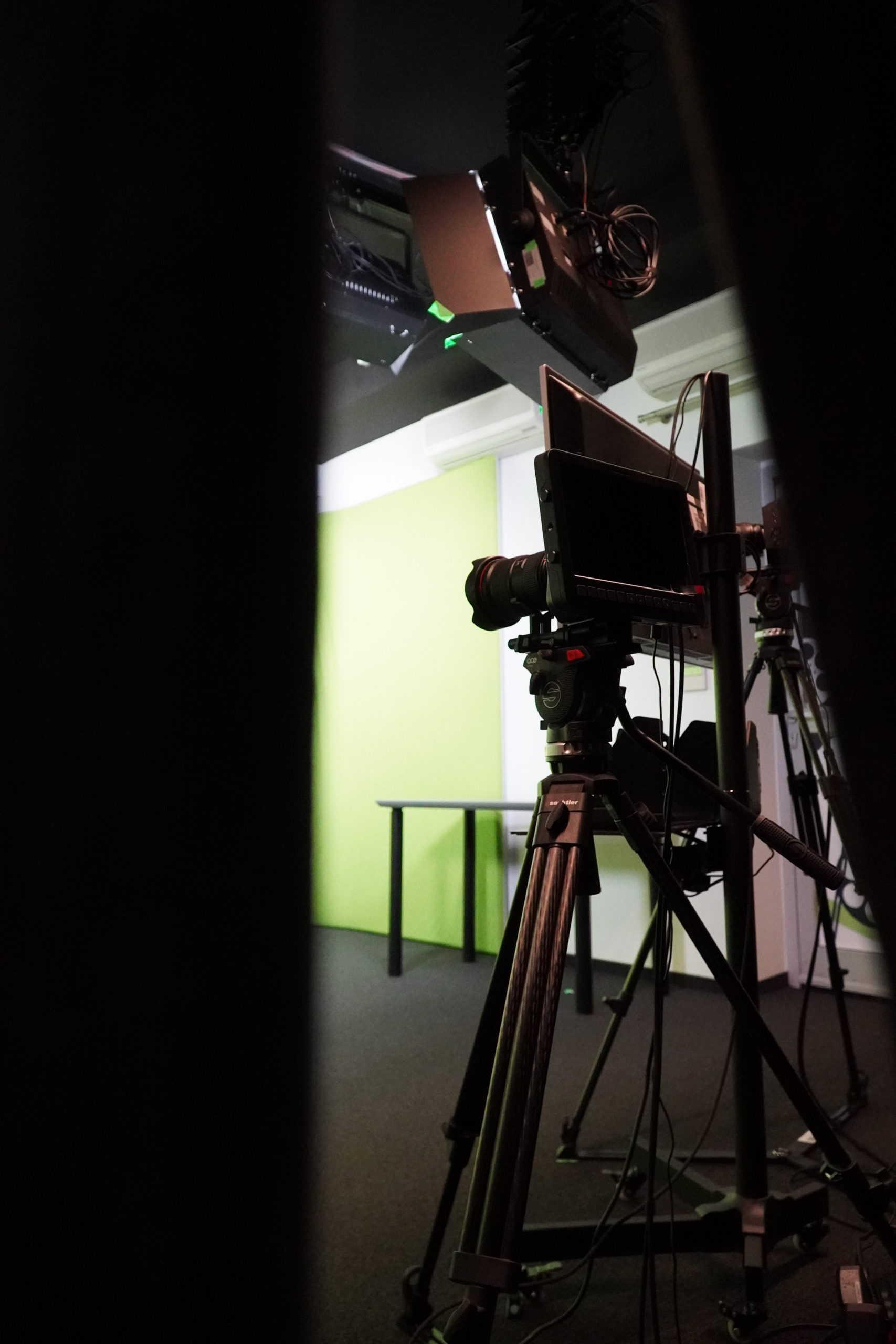 studio filmowe poznań